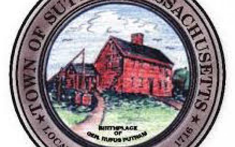 Town of Sutton logo