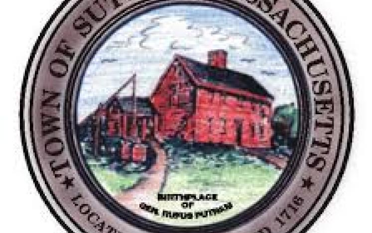 Town of Sutton seal