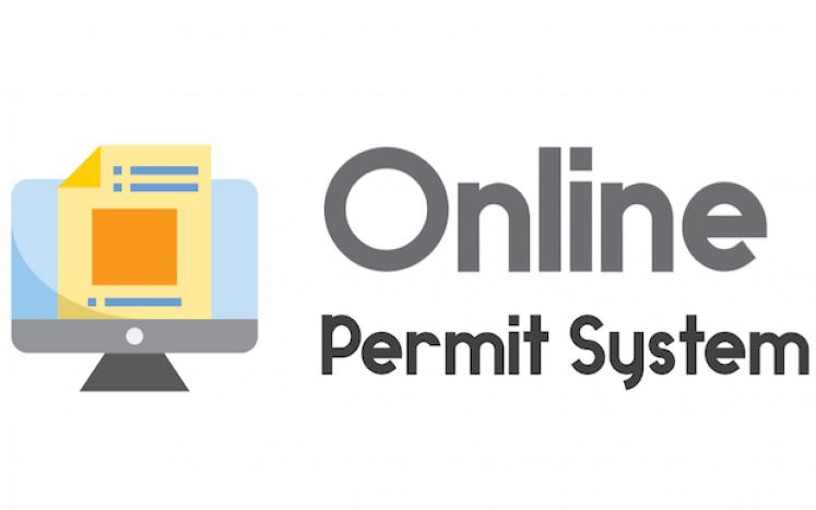 Online Permit Logo
